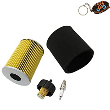 Cozy Air Fuel Filter Spark Plug Golf Car Tune Up Kit for YAMAHA 1985-1994  Vw Golf Fuel Filter Location on