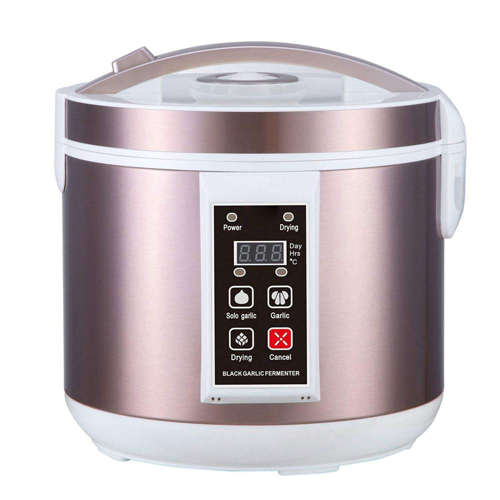 ETE ETMATE 5L Black Garlic Fermenter Full Automatic Intelligent Control Garlics MakerHealth Food Maker Multiple Clove Garlic DIY Cooker
