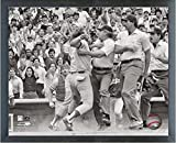 "George Brett Kansas City Royals Pine Tar Incident Photo (Size: 12"" x 15"") Framed"