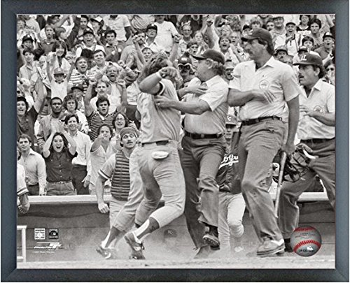 George Brett Kansas City Royals Pine Tar Incident Photo (Size: 12