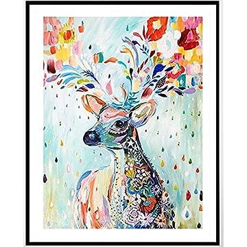 top selling Sweet Home Colorful Deer