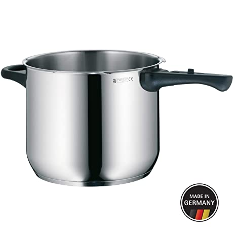 WMF Perfect - Cuerpo olla rápida/a presión, acero inoxidable, diámetro 22 cm, capacidad 6,5 l