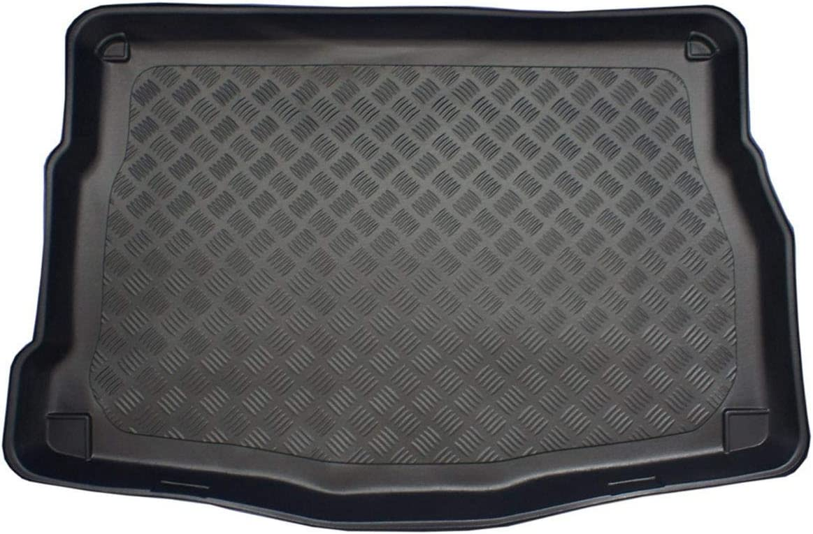 Nomad Auto Tailored Fit Heavy Duty Durable Black Boot Liner Tray Mat Protector for Hyundai i30 Hatchback 12-17