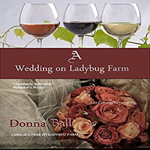 A Wedding on Ladybug Farm, Book 6 Audiobook