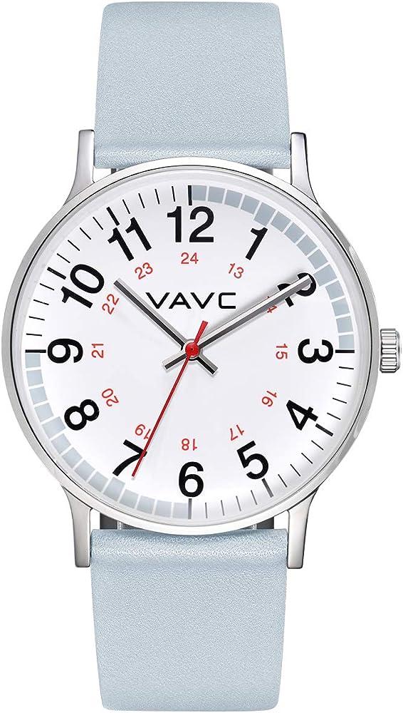 Amazon.com: VAVC - Reloj para enfermeras, médicos ...