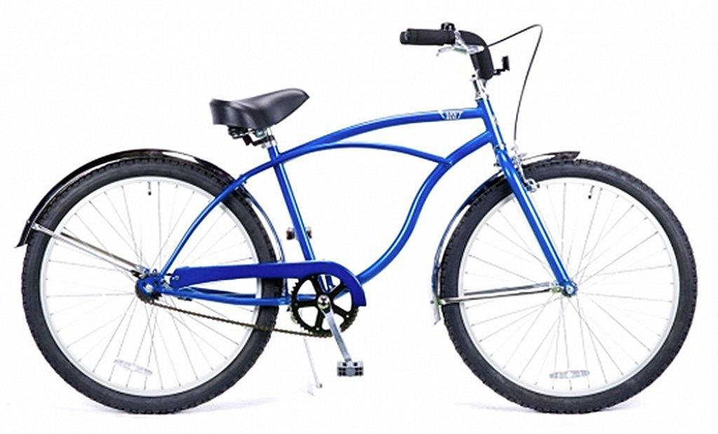 【 Volt 26 inch@28080 】 ボルト 26 インチ 自転車 サイクル B07C1SN8ZRブルー