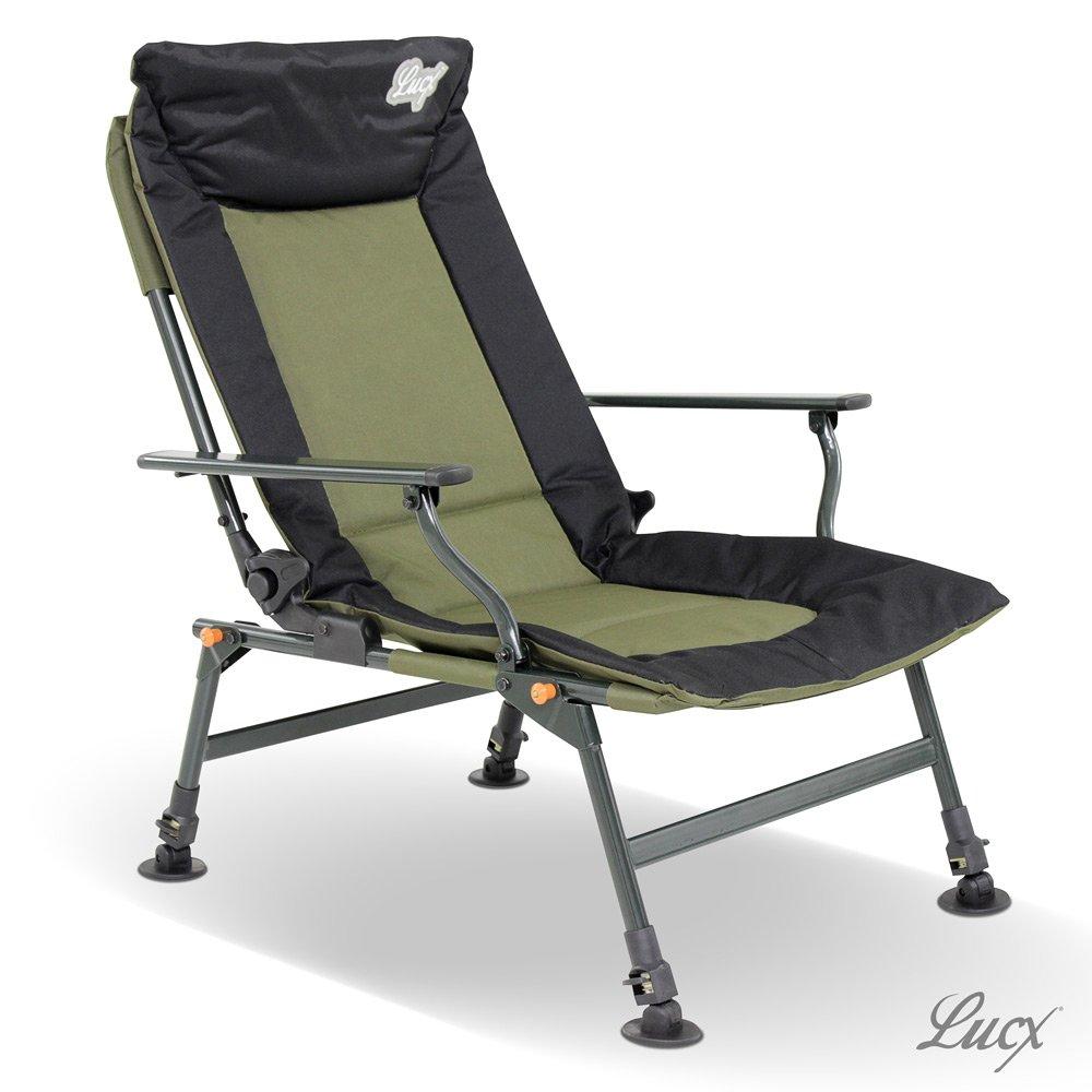 Lucx Angelstuhl Like a Sultan/Karpfenstuhl/Carp Chair/Stuhl mit Armlehnen