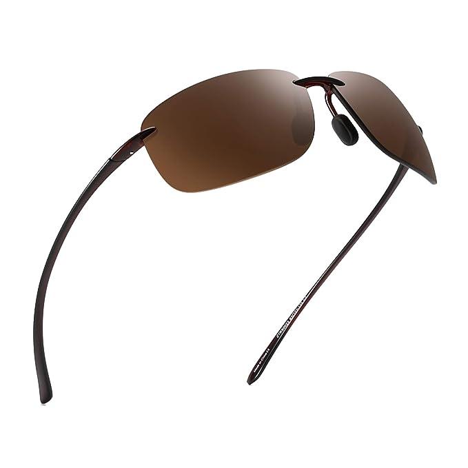 Amazon.com: Gafas de sol deportivas para hombre y mujer ...