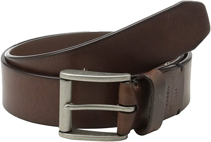 Fossil Men S Dacey Belt Fossil Amazon Ca Clothing Accessories