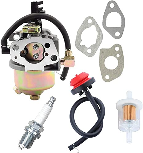Amazon.com: HIFROM Replacement Carburetor Fuel Filter Primer Bulb Spark  Plug Replacement for MTD Snow Blower Troy Bilt Storm 2410 2420 2620 2690  2690XP 524WE 524SWE Snowthrower: Home & KitchenAmazon.com
