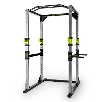 Capital Sports Tremendour Power Rack - Jaula de dominadas, Power ...