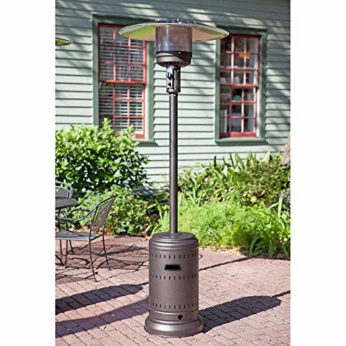- Mocha 46,000 BTU Commercial Patio Heater
