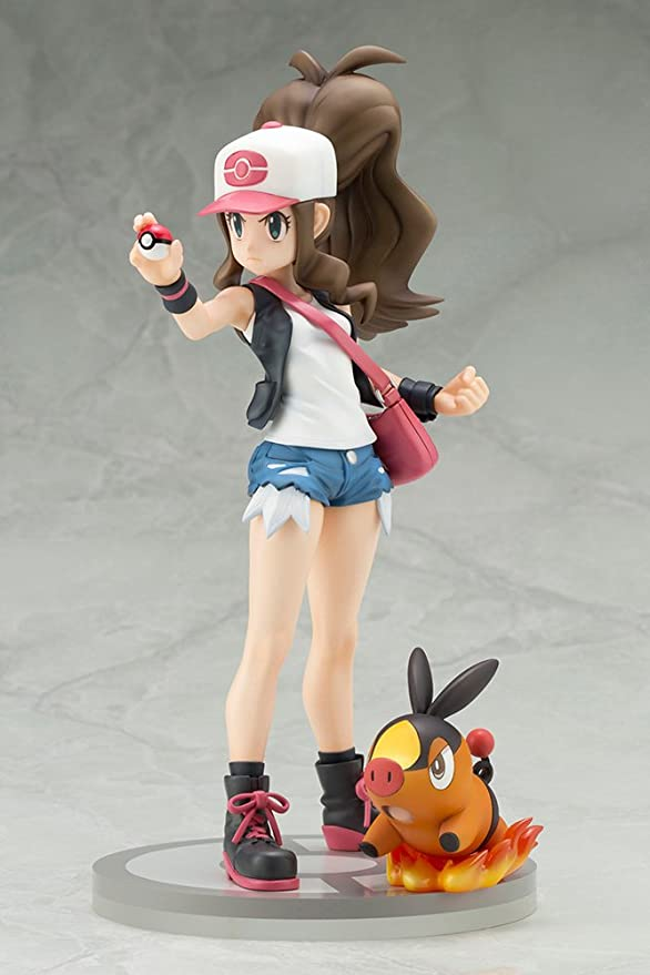 Hilda x pokemon rosa Flaming Truth