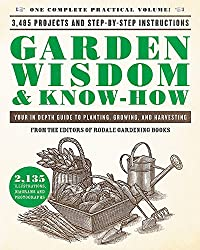 Image of the product Garden Wisdom & Know How that is listed on the catalogue brand of .