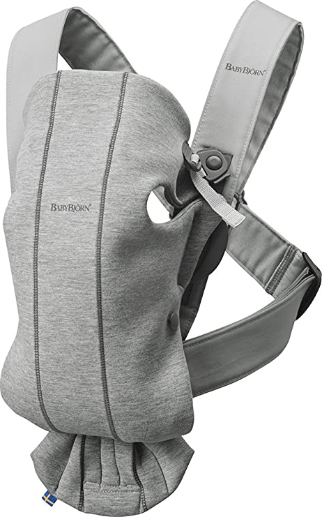 c36f1f211c1 Amazon.com   BABYBJORN Baby Carrier Mini in 3D Jersey