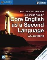 Cambridge IGCSE Core English As A Second