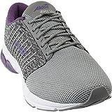 AVIA Women's Avi-Zeal Track Shoe, Frost Grey/Cool Mist Grey/Twilight Purple, 7.5 M US