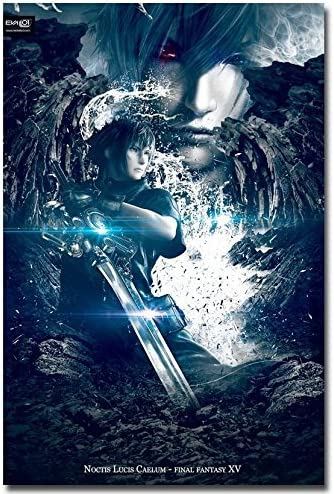 تؤثر الطائرات تصرف Final Fantasy Xv Poster Jerseytennis Org