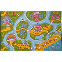 KC CUBS Playtime Collection Girls Road Map Educational...