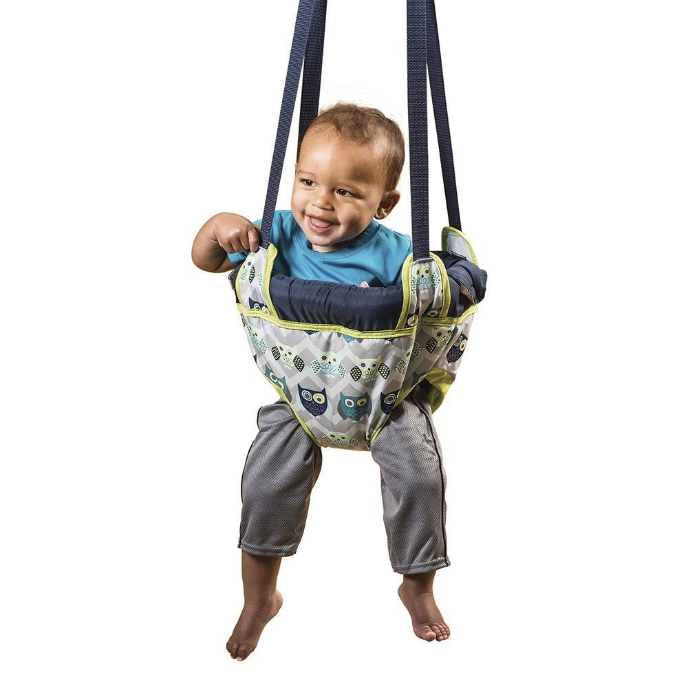 Amazon Com Evenflo Exersaucer Door Jumper Adjustable Baby