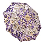 Galleria Van Gogh Irises Auto Openclose Super-mini Umbrella - Irises