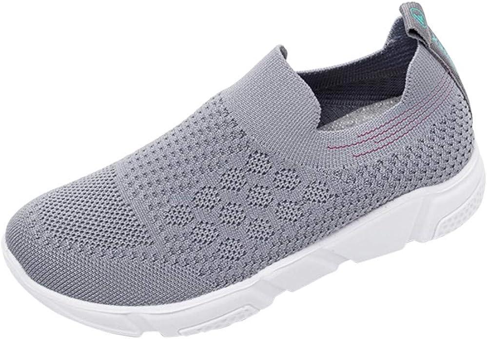 Zapatillas Deportivas para Mujer Verano Running 2019 PAOLIAN Zapatos de Deporte Gimnasia Plano Zapatillas Aire Libre Fitness Zapatos de Mujer Casual Transpirable 36-41 EU: Amazon.es: Zapatos y complementos