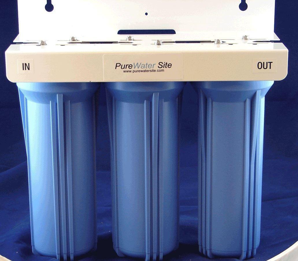 Under Sink/Counter Water FILTER (Sediment/Chlorine/Taste/Odor/Hard Water Filtration)