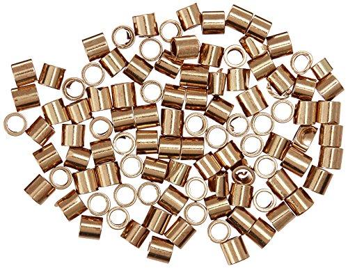 Beadsmith Plated Crimp Beads 2 5mm