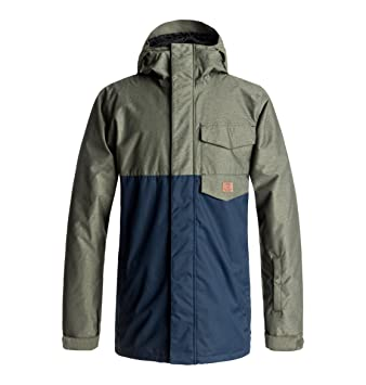DC Shoes Merchant Jkt Chaqueta para Nieve, Hombre: DC Shoes: Amazon.es: Deportes y aire libre