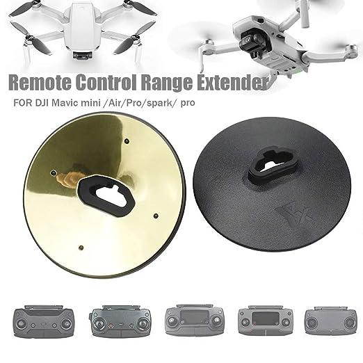 Lukame Accesorios para drones Drone Signal Repeater para Dji Mavic ...