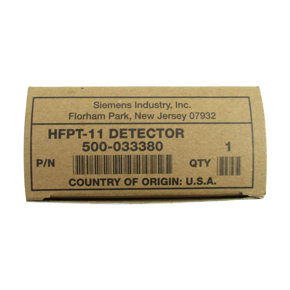Amazon.com: Siemens HPFT-11 - Intelligent Thermal Detector: Camera & Photo
