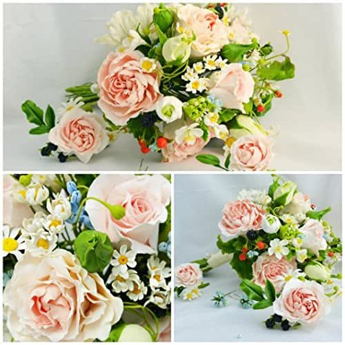 Whole Foods Wedding Bouquet: Amazon.com: Wedding Flower, Bride Bouquet, Cold Porcelain