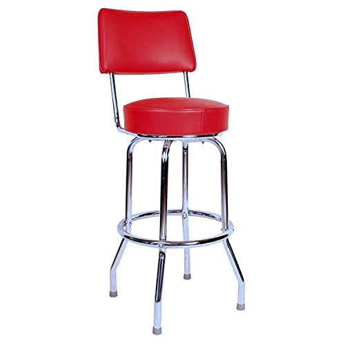 1957 Inspired Floridian Swivel Counter Stool