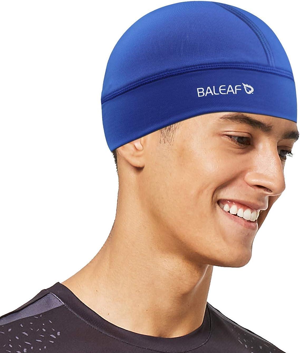 BALEAF Cooling Skull Cap Helmet Liner Cycling Bicycle Biking Running for Men Women UPF 50+