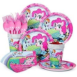 My Little Pony Standard Kit (Serves 8) - ALT