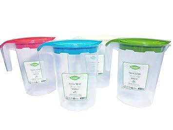 Kühlschrank Krug : Kunststoff 1 75 liter mehrzweck wasser kühlschrank krug mit deckel