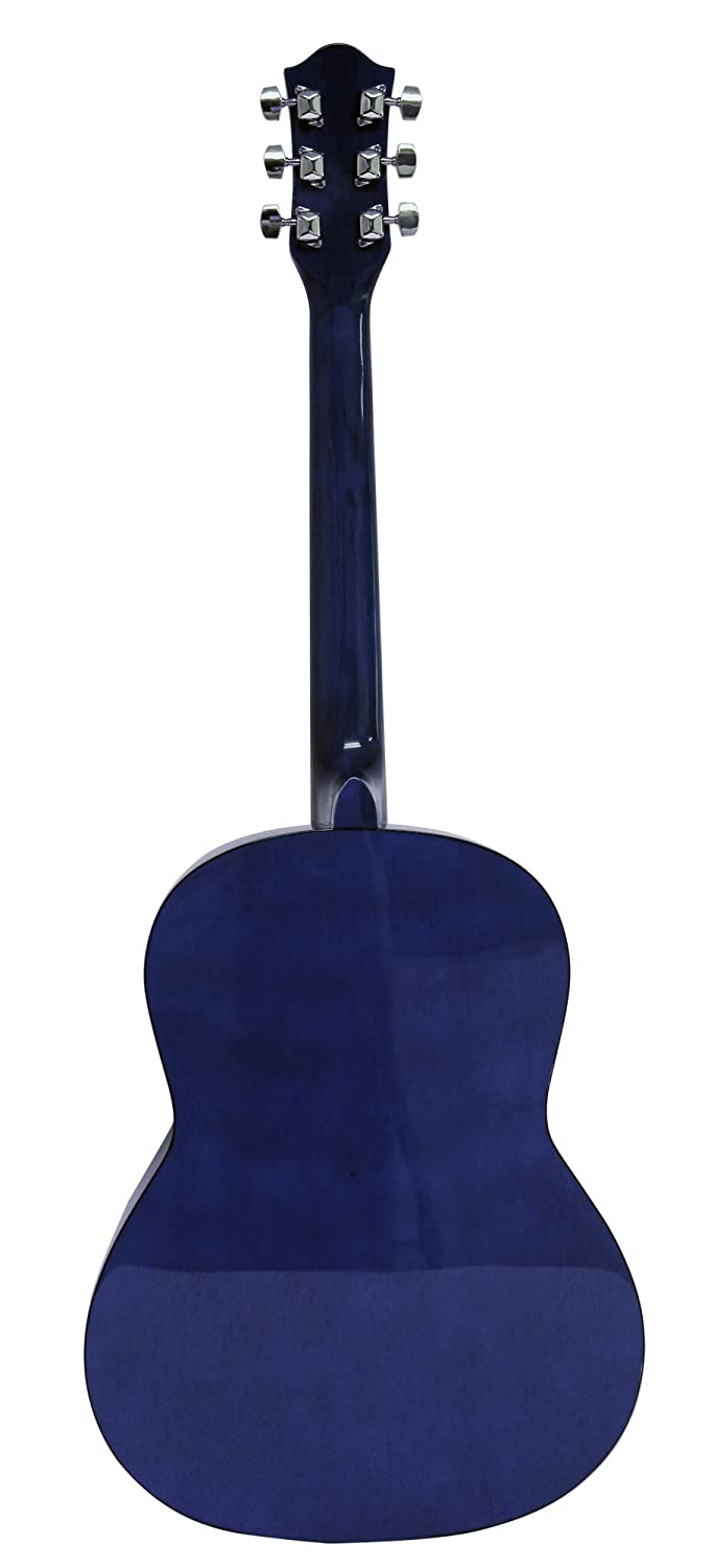 Martin Smith W-101-N-PK Acoustic Guitar Super Kit with Stand Sunburst with Guitar For Dummies