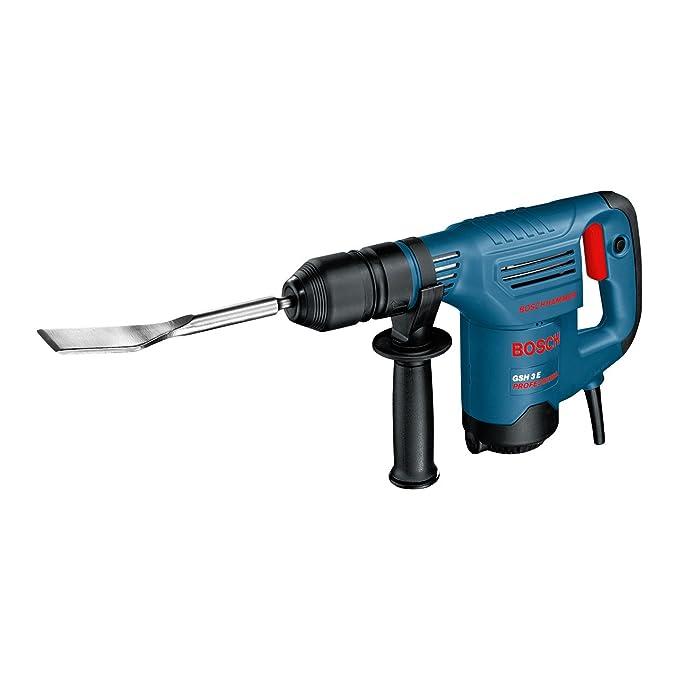 10 opinioni per Bosch Professional GSH 3 E 0611320703 Martello Demolitore con attacco SDS-plus,