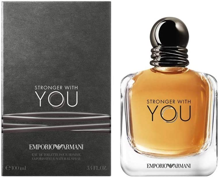 Perfume Armani Stronger With You Hombre Edt 150Ml Hombre