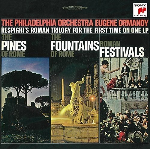 Import Sacd (Respighi: Pines of Rome / Fountains of Rome)