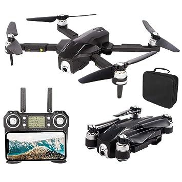 TwoCC Drone con Camara,Xmrc M8 Gps 5G Wifi Fpv 4K Hd Cámara ...