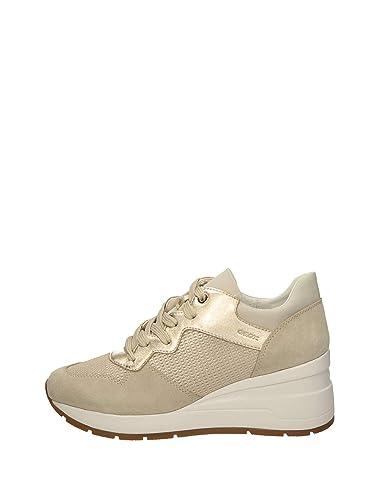 ultime tendenze del 2019 buona qualità carino economico Geox D828LC-0LY22 Sneakers Donna