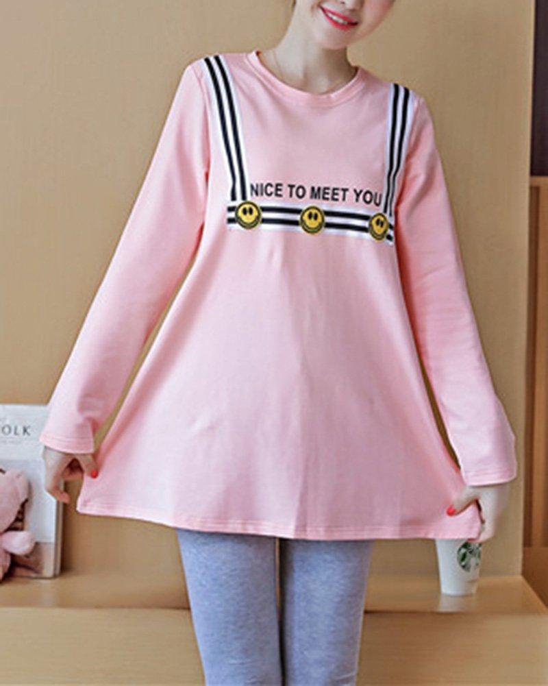 Premamá - T-Shirt Camiseta Divertido Estampada - para Mujer: Amazon.es: Ropa y accesorios
