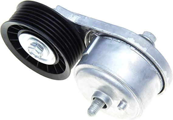 ACDelco 38367 Professional Automatic Belt Tensioner and Flanged Pulley Assembly