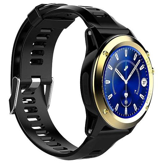 Smart Watch, Bluetooth4.0 Round Smartwatch Sync Llamadas ...