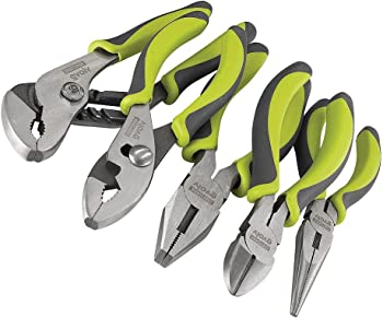 Craftsman Evolv 5-Pc Pliers Set