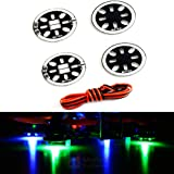 Matek Systems White 4pcs 5730 5V RC LED Light Motor Mount for 1806 2204 2206 Motor Multicopter