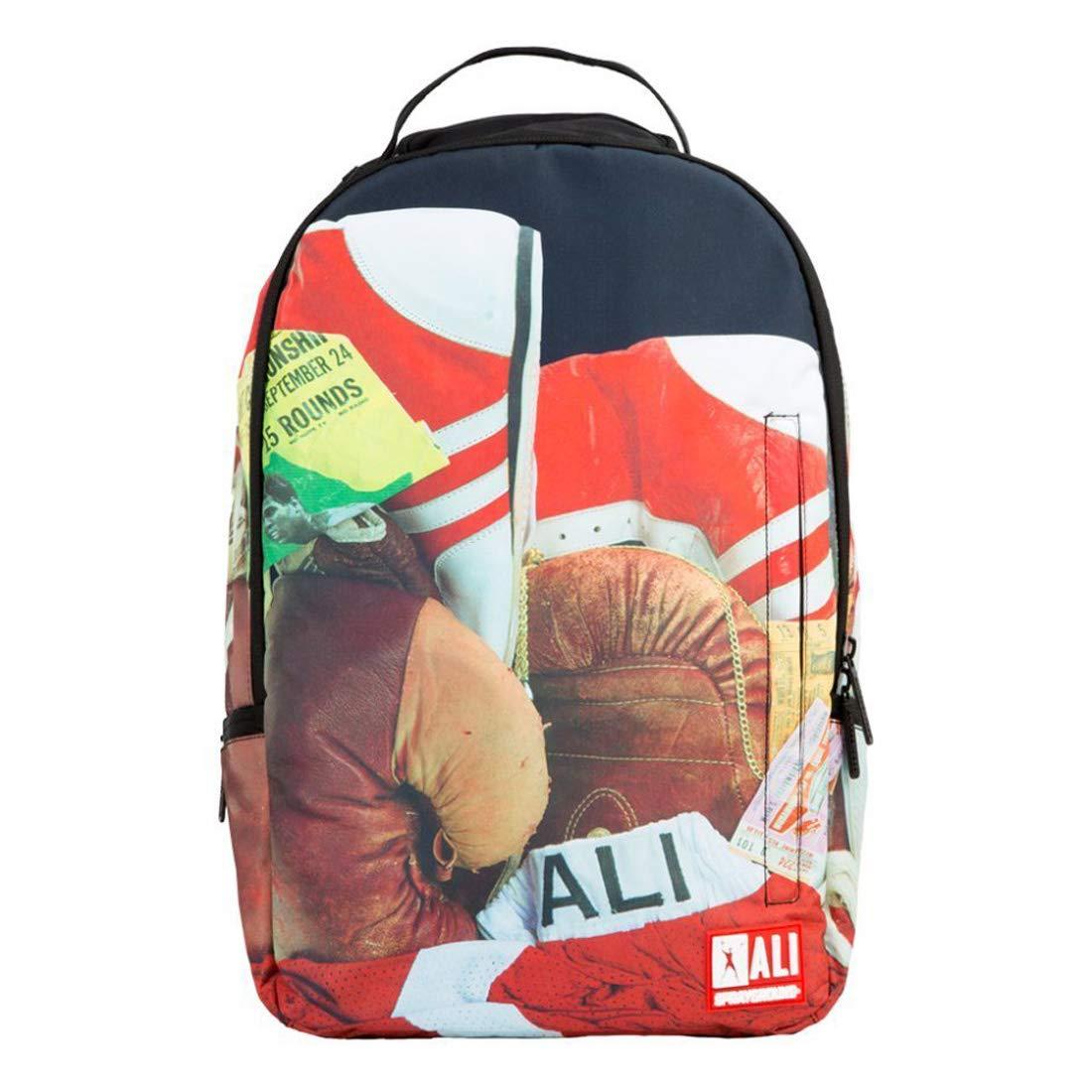 (スプレーグランド) SPRAY GROUND バックパック デイパック Muhammad Ali BackPack Ali BCKPK バスケットボール ストリート Free   B06X9DTKHH