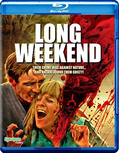 Blu-ray : Long Weekend (Anamorphic, Widescreen, Digital Theater System)