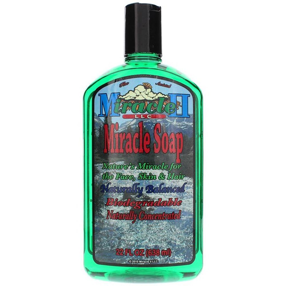 Miracle II Regular Soap 22 Oz (Miracle 2)